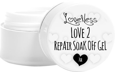 Love 2 Repair Soak Off Jar 7 ml.