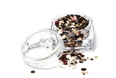 LoveNess Confetti Glitter 01