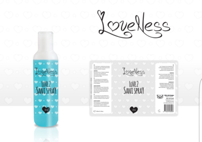 LoveNess Love 2 Sani 100 ml.