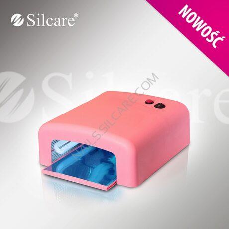 UV Lamp met timer pink