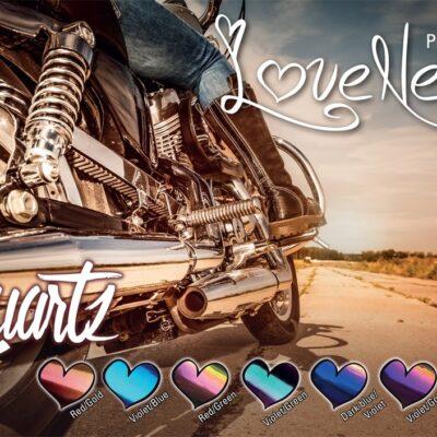 LoveNess Quartz Pigment Collection