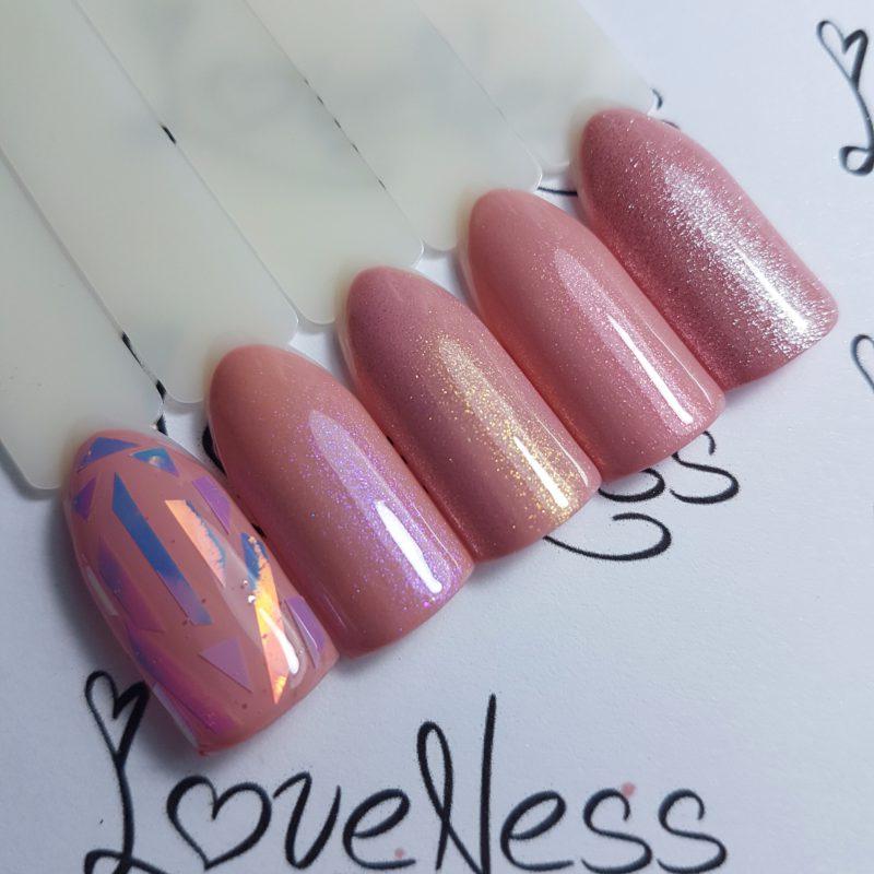 LoveNess Gel Polish Angel kleuren