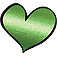 LoveNess Pigmenten Nature Green Apple Blossom 3 gr.