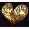 LoveNess Pigmenten Golden Bast 3 gr.