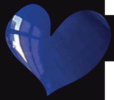 LoveNess Gel Polish Electa Blue 15 ml.