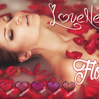 LoveNess Pigmenten Floral Collection