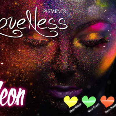 LoveNess Pigmenten Neon Collection