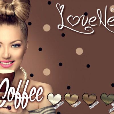 LoveNess Pigmenten Coffee Collection