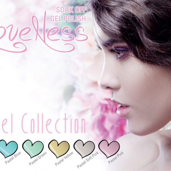 LoveNess Gel Polish Pastel Collection