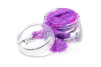 LoveNess Multi Glitter 02