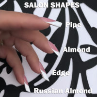 Training with Tracey Lee Salon Nail Shapes