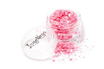 LoveNess Romantic Glitz Pink