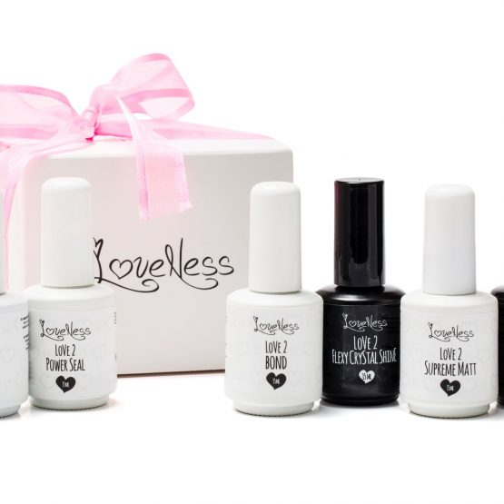 LoveNess Base & Tops