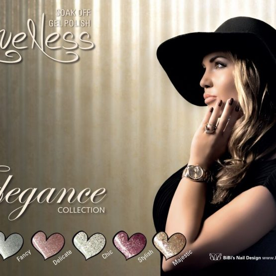 LoveNess Gelpolish Elegance Collection