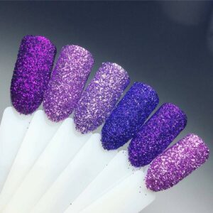 LoveNess Sugar Glitter Purple Edition
