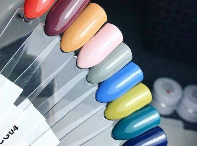 LoveNess Color Gel 1 tot en met 10