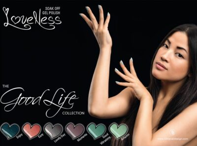 LoveNess Gelpolish The Good Life Collection