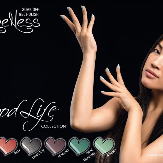 LoveNess Gelpolish The Good Life Collection