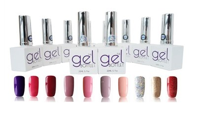 The GelBottle Gelpolish