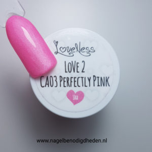 LoveNess Color Acryl 03 Perfectly Pink 10 gr. site
