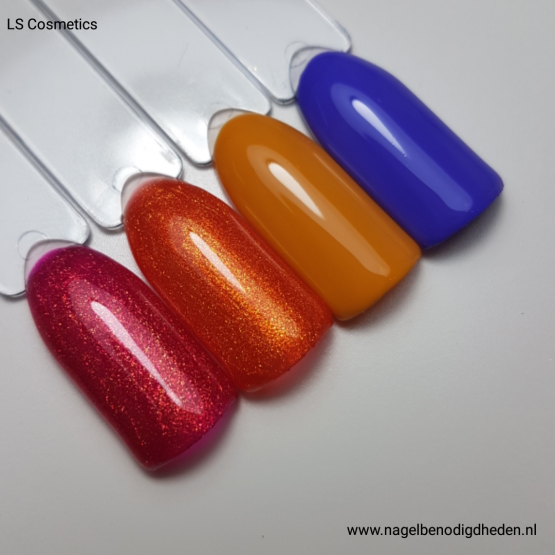 LoveNess Gelpolish Juicy Collection 4 site
