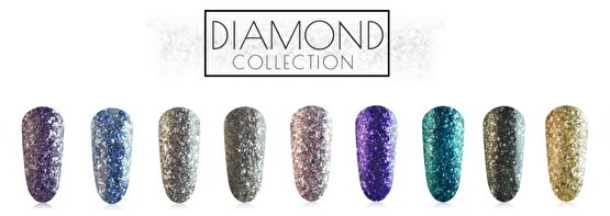 The GelBottle Diamond Collectie