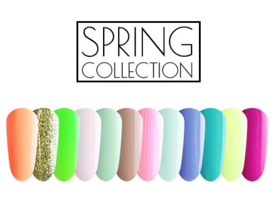 The GelBottle Spring Collectie