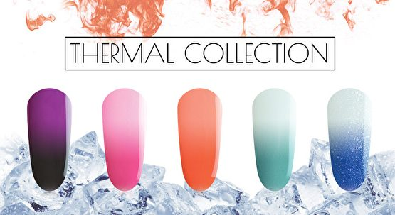 The GelBottle Thermo Gel Collectie
