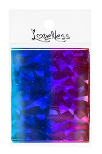 LoveNess Magic Foil 3-Tone