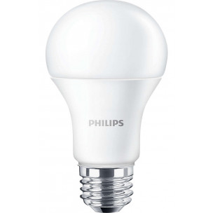 Philips LED Daglicht Lamp E27 7.5-60W 6500K 806lm 15.000uur