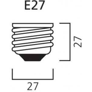 Philips LED Daglicht Lamp E27 7.5-60W