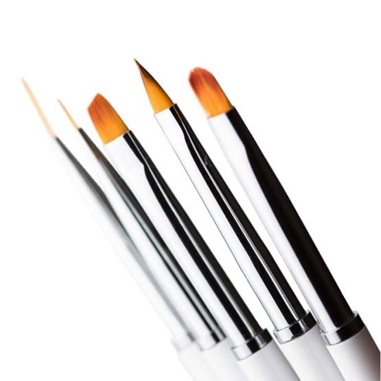 The GelBottle Nail Art Brush Set
