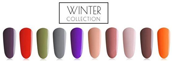 The GelBottle Winter Collectie