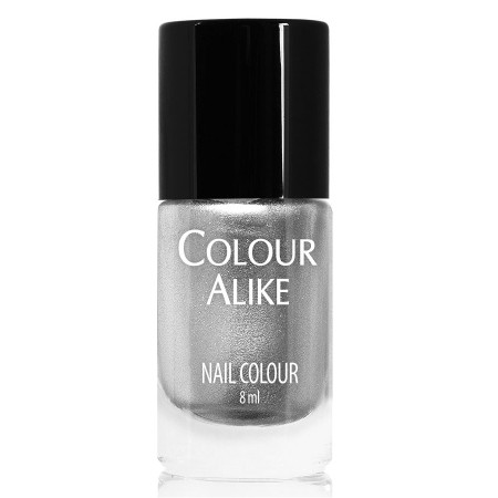 Colour Alike Stempellak 004 Silver King 8 ml