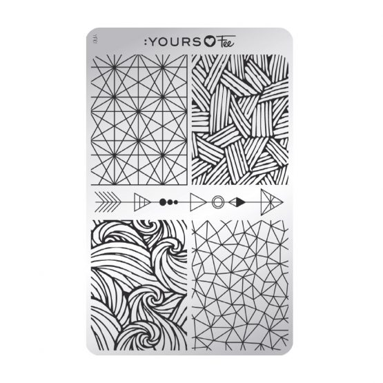 YOURS Loves Fee YLF01 Modern Geometry