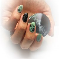 Workshop Stamping Nail Art olv Sanne Lodder