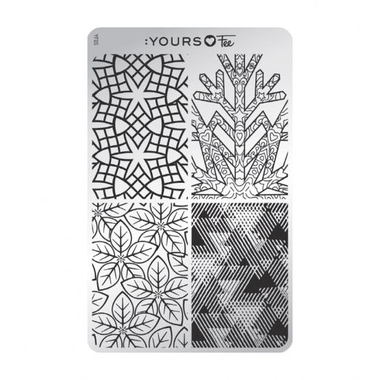 YOURS Loves Fee YLF05 Hipster Giftwrap