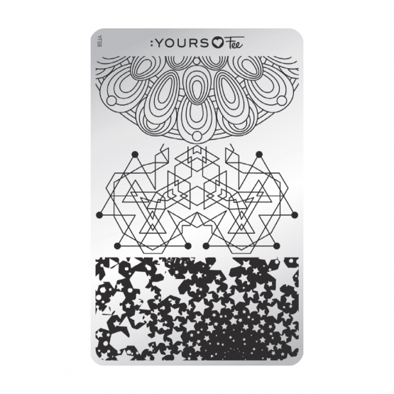 YOURS Loves Fee YLF08 Sacred Shapes