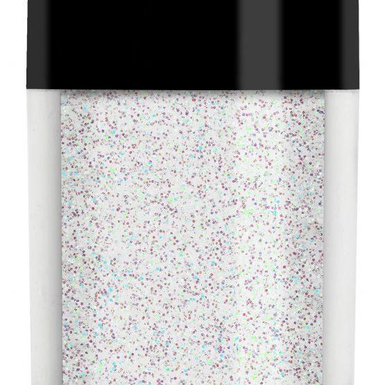 Lecenté Holographic Glitter White 8 gr.