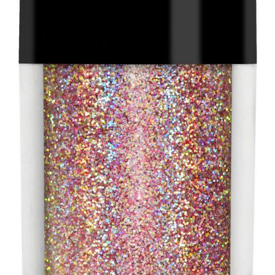 Lecenté Super Holographic Glitter Rosé 8 gr.