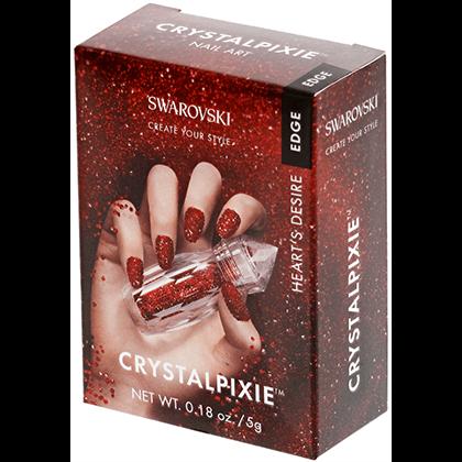 Swarovski Crystal Pixie Edge Heart's Desire 5gr.