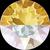 Swarovski Crystal Pixie Petite Sunshine Kiss 5gr._1