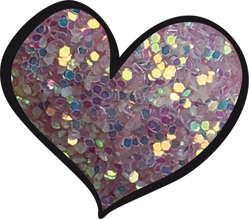 LoveNess Glitter UV 04
