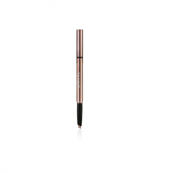 Lash FX Brow Pencil & Grooming Brush Light Brown