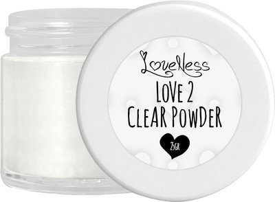 LoveNess Acrylic Powder Clear