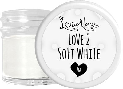 LoveNess Acrylic Powder Soft White