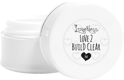LoveNess Builder Gel Clear