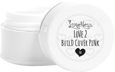 LoveNess Builder Gel Cover Pink