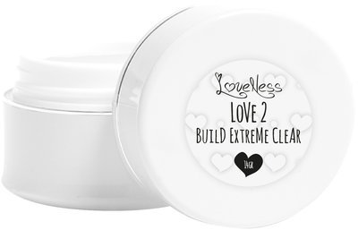 LoveNess Builder Gel Extreme Clear