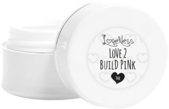 LoveNess Builder Gel Pink